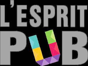 Logo L'esprit Pub